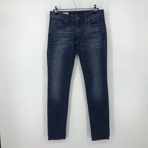 Gap Dark Wash Always Skinny Jean